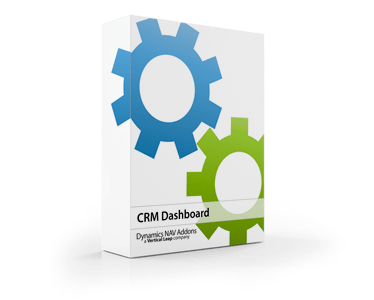 CRM DASHBOARD | Microsoft Dynamics NAV Rates Integration Navision